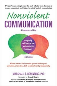 Non Violent Communication in Therapy